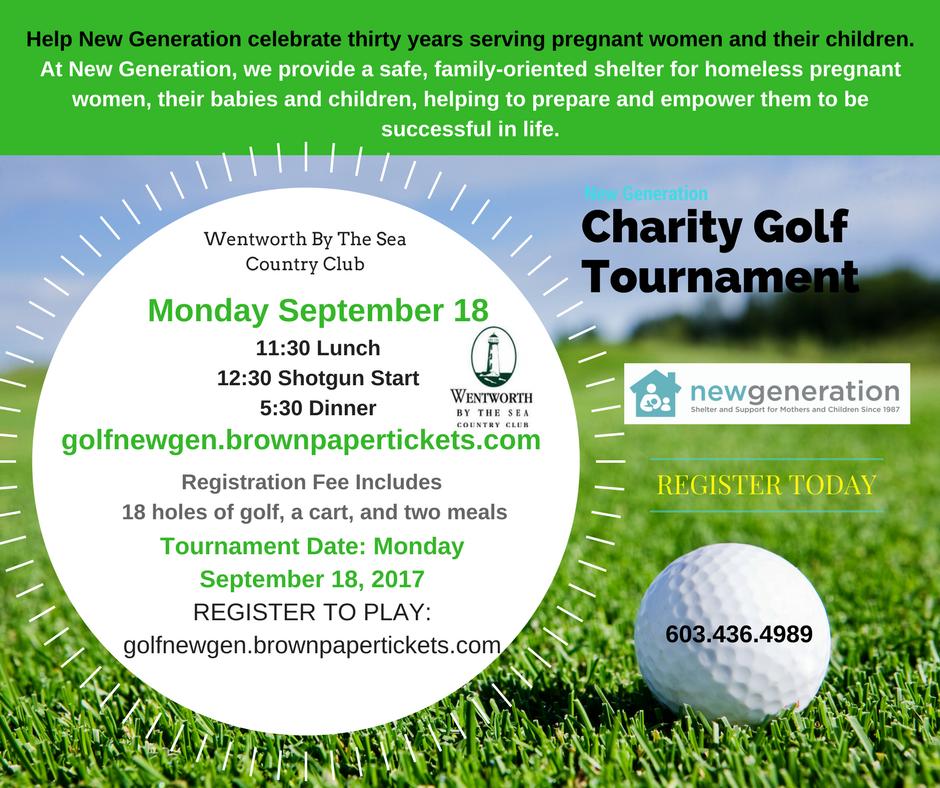 NG Version New Gen 2017 Golf Tournament